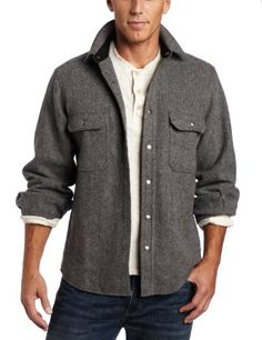 Woolrich Men's Wool Alaskan Shirt, New Gray, Large Woolrich http://www.amazon.com/dp/B005HFNQ0E/ref=cm_sw_r_pi_dp_.09oub01RWZWT
