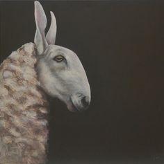 #Sheep #Art by Suzi Sharpe