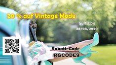 -20 % Rabatt auf Vintage Mode - Gutscheine & Aktionen Vintage Mode, Nike Logo, Logos, Gift Cards, Logo