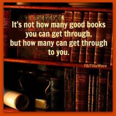 The best books stay with you forever.