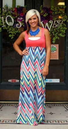 """""""Taylor"""" Dress in Pink.  $42.50.  Available at 105 West Boutique in Abbeville, SC."""