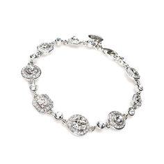Emma Deco Crystal Illusion Bracelet