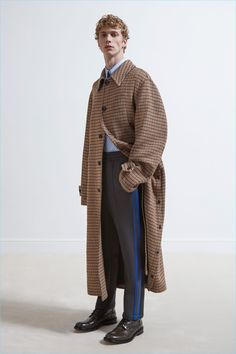 Fall '17: Joseph Champions the Oversized Coat