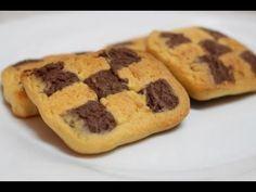 Hola a todos! Esta semana os traigo unas riquísimas galletas holandesas bicolor. Como veréis es una receta un poco más elaborada pero que seguro resultara divertida hacerla y tendrá un resultado espectacular.  Se me olvida poneros en los ingredientes que el tipo de harina que debéis utilizar es harina de trigo especial repostería. Se me ha pasado ponerlo, XD!!! ¡Espero que os guste!  Facebook: https://www.facebook.com/dulces.estrella.1  ¡Suscribete!