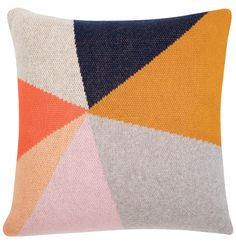 HARLEQUIN JACQUARD CUSHION COVER – Castle and Things