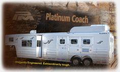 Kentucky Horse Trailer Manufacturers available at Shinin' B Trailer Sales - Aluminum Living Quarter Horse Trailers for sale Horse Trailers For Sale, Trailer Manufacturers, Barrel Racing, Future Wife, Horse Care, House On Wheels, Recreational Vehicles, Kentucky, Rv