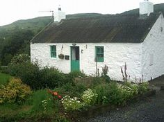 Home in County Down, Ireland.