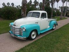 1948 Chevrolet 3100 Stepside Pickup