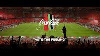 """Continua la campagna Coca-Cola """"Vivi il Gusto"""" con il nuovo spot """"Vivi il gusto di tifare insieme"""" in onda dal 20 maggio con riferimento ai prossimi campionati europei di calcio in Francia"""