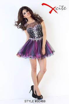 Xcite Prom 2014 Collection Style #30468 #prom #dress #fun