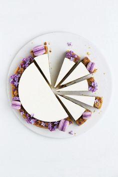 Macaron pie?! @thecoveteur