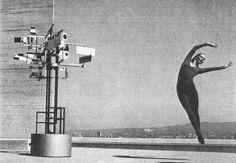 CYSP-1 // Nicolas Schöffer // 1956