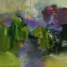 Valdarra in August • acrylic on canvas • 36x36