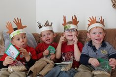 Preschool Christmas Party Ideas - Bing images