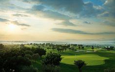 Hole 8, Golf Course Son Gual, Mallorca