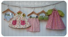 Annabelle Rose's Clothing | by Millie's Dollhouse - Waldorf Inspired Dolls
