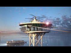 SkyWay - идеальный транспорт для экстремальных погодных условий