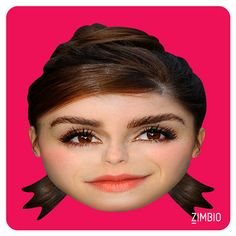 What If Celebrity Faces Were Real-Life Emojis?