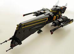 Hunter - Blacktron 1 - Pose 2 | Pico van Grootveld | Flickr
