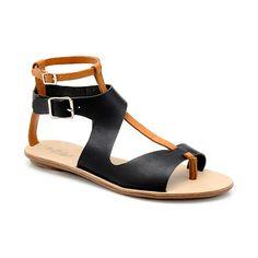 Selma Asymmetrical Sandal by Loeffler Randall