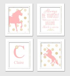 hobby lobby unicorn decor