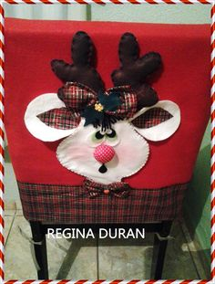 Christmas Time, Christmas Crafts, Christmas Ornaments, Christmas Chair Covers, Wedding Chairs, Reno, 4th Of July Wreath, Wreaths, Halloween