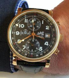 Dubois vintage automatic chronograph Omega Watch, Chronograph, Watches, Accessories, Vintage, Wrist Watches, Tag Watches, Watch, Vintage Comics