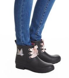 Low Tide Rainboot Odd Molly via Keep Co.. Click on the image to see more!