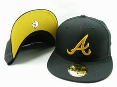 Cheap Atlanta Braves New era 59fifty hat (81) (34461) Wholesale | Wholesale Atlanta Braves hats , sale  $4.9 - www.hatsmalls.com
