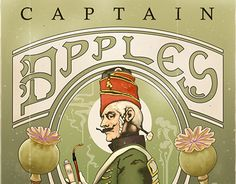 A series of poster commissions for Melbourne band – Captain Apples. Apples, Behance, Princess Zelda, Posters, Play, Studio, Gallery, Fictional Characters, Roof Rack