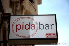 Testé et approuvé le Pida Bar Rue de la Louve à Lausanne est parfait pour un take away.