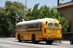 Crown schoolbus