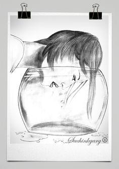 pencil sketches by sachin garg