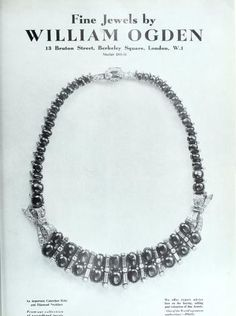 Archive Books, Ruby Necklace, The Collector, The Borrowers, Beaded Bracelets, Jewels, Diamond, Emerald, Silver