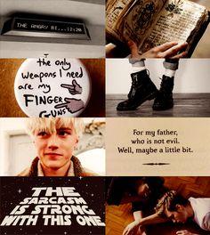 Scorpius Malfoy, Draco Malfoy, Harry Potter Fan Art, Harry Potter Universal, Remus And Sirius, Harry Potter Next Generation, Peter Pettigrew, Light Film, Slytherin Aesthetic