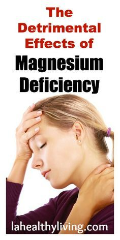 The Detrimental Effects of Magnesium Deficiency/I have added this to my diet with D3 and it has made a huge difference with leg and foot cramps and also constipation.