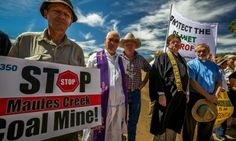 Maules Creek protest - Allegations spies infiltrated a group of NSW anti-coalmine activists have shaken but not shattered the sense of trust in the close-knit protest camp