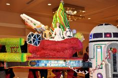 Merry Sithmas! 'Star Wars' Gingerbread Village Is Epic Holiday Fun in Downtown Seattle - ParentMap