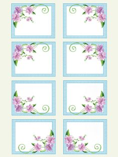 my creative corner: Printable Labels Hobbies And Crafts, Diy And Crafts, Paper Crafts, Party Food Labels, Quilt Labels, Card Sentiments, Label Paper, Printable Labels, Vintage Labels
