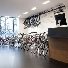 bicycle store - florian brillet design                                                                                                                                                                                 More