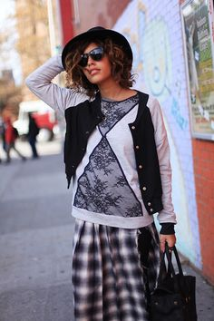Grey Tonic (by Christina Caradona) http://lookbook.nu/look/4271513-Grey-Tonic