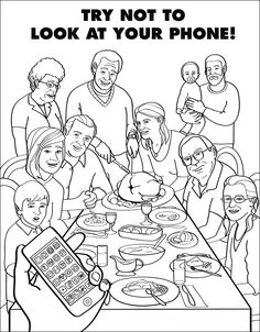 Coloring Book For Grown-Ups\