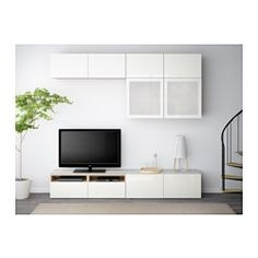 ikea wohnwand best ein flexibles modulsystem mit stil wohnzimmer pinterest more living. Black Bedroom Furniture Sets. Home Design Ideas
