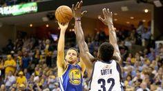 Golden State Warriors Blow Out Memphis Grizzlies to Regain Advantage