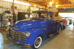 Chevrolet Pickup 3100 by OHARA'S RESTORATIONS in Florida FL . Click to view more photos and mod info.