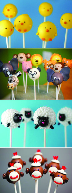 I can't wait until my Cake Pop pans come in!