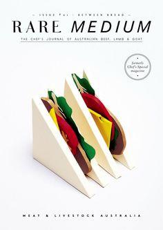 Rare Medium cover by Mash Design, Australia