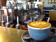 Seattle Coffee Roasters: Herkimer Coffee Brews Loyalty | Most amazing coffee and baristas EVer!  You're amazing Mike!!!!
