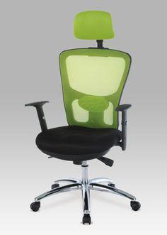 KA-N127 GRN Barva mesh černá/zelená, chrom. Kříž, synchronní mechanismus, nastavitelné područky Chair, Furniture, Home Decor, Decoration Home, Room Decor, Home Furnishings, Stool, Home Interior Design, Chairs
