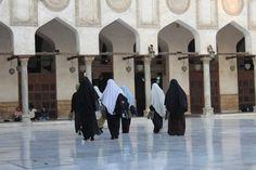 Káhira (Cairo) - mešita (mosque) Al Azhar